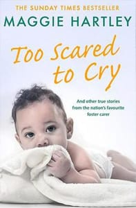 Too Scare To Cry Book Cover