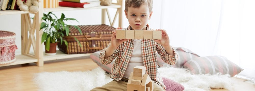 Extreme trauma can effect the way a child's brain develops. With the right kind of care and stable environment, this can help a child's development.